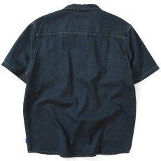 画像3: Denim Pullover S/S Shirt 半袖 デニム シャツ  (3)