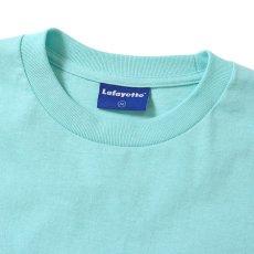 画像4: Lafayette(ラファイエット) Lemon Water S/S Tee Mint ミント 半袖 Tシャツ  (4)