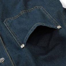 画像7: Denim Pullover S/S Shirt 半袖 デニム シャツ  (7)
