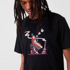 画像5: Carhartt WIP (カーハート ワークインプログレス) S/S Silkworm Tee Black ブラック 半袖 Tシャツ  (5)