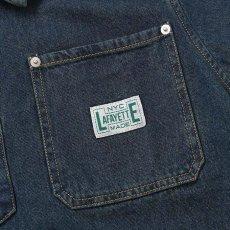 画像9: Denim Pullover S/S Shirt 半袖 デニム シャツ  (9)