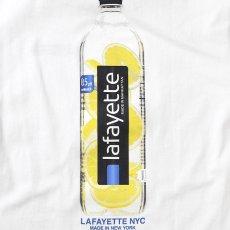 画像5: Lafayette(ラファイエット) Lemon Water S/S Tee White ホワイト 半袖 Tシャツ  (5)