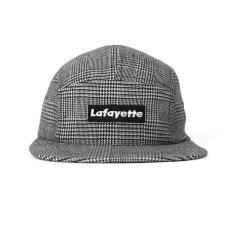 画像6: Lafayette(ラファイエット) Small Logo Check Jet Cap Grey Green ジェット キャップ 帽子 グレー グリーン (6)