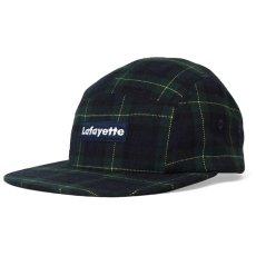 画像3: Lafayette(ラファイエット) Small Logo Check Jet Cap Grey Green ジェット キャップ 帽子 グレー グリーン (3)