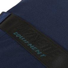 画像7: 【SALE】Equipment Logo Nylon Tote Bag トートバック Navy ネイビー (7)