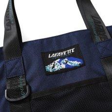 画像10: 【SALE】Equipment Logo Nylon Tote Bag トートバック Navy ネイビー (10)