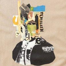 画像5: Lafayette(ラファイエット) × Killiman Jah Low Works キリマンジャロウワークス Behind Themask Tee 半袖 Tシャツ Sand Beige サンド ベージュ (5)
