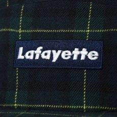 画像13: Lafayette(ラファイエット) Small Logo Check Jet Cap Grey Green ジェット キャップ 帽子 グレー グリーン (13)