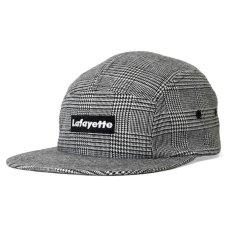 画像2: Lafayette(ラファイエット) Small Logo Check Jet Cap Grey Green ジェット キャップ 帽子 グレー グリーン (2)