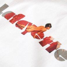 画像4: × Killiman Jah Low Works キリマンジャロウワークス Mind Power Logo Tee 半袖 ロゴ Tシャツ White ホワイト (4)