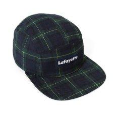 画像9: Lafayette(ラファイエット) Small Logo Check Jet Cap Grey Green ジェット キャップ 帽子 グレー グリーン (9)