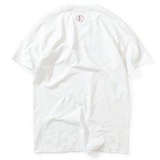 画像3: × Killiman Jah Low Works キリマンジャロウワークス Mind Power Logo Tee 半袖 ロゴ Tシャツ White ホワイト (3)