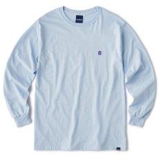 画像4: Interbreed(インターブリード) Plastic L/S Tee White 長袖 Tシャツ (4)
