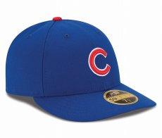 画像3: LP 59Fifty Chicago Cubs Cap MLB シカゴ・カブス ゲーム オンフィールド Classic クラシック MLB 公式 Official (3)