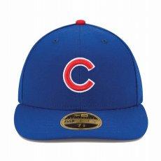 画像2: LP 59Fifty Chicago Cubs Cap MLB シカゴ・カブス ゲーム オンフィールド Classic クラシック MLB 公式 Official (2)