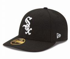 画像1: LP 59Fifty Chicago White Sox Cap MLB シカゴ・ホワイトソックス ゲーム オンフィールド Classic クラシック MLB 公式 Official (1)