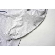 画像4: Interbreed(インターブリード) × diskunion Beat Holic L/S Tee ディスク ユニオン ロンT Tシャツ Ash Grey (4)