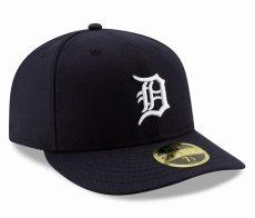 画像4: New Era(ニューエラ)LP 59Fifty Detroit Tigers baseball cap MLB デトロイト タイガース オンフィールド ホーム Classic オーセンティック クラシック MLB 公式 Official (4)