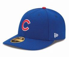 画像1: LP 59Fifty Chicago Cubs Cap MLB シカゴ・カブス ゲーム オンフィールド Classic クラシック MLB 公式 Official (1)