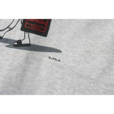 画像5: Interbreed(インターブリード) × diskunion Beat Holic L/S Tee ディスク ユニオン ロンT Tシャツ Ash Grey (5)