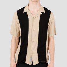 画像5: Carhartt WIP (カーハート ワークインプログレス) S/S Lane Shirt Wall Black 半袖 ワーク シャツ  (5)
