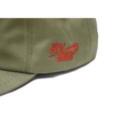 画像4: Cactus Jack(カクタスジャック) × Jordan Brand(ジョーダン) × Nike(ナイキ) Travis Scott HITR highest Swoosh Hat Olive Green IN THE ROOM Cap キャップ 帽子 Jordan オリーブ グリーン (4)