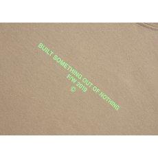 画像4: Logo L/S Long Sleeve Tee Sand 長袖 Tシャツ Biggie (4)