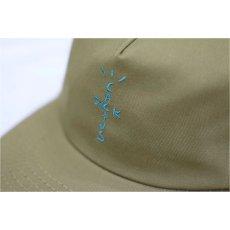 画像8: Cactus Jack(カクタスジャック) × Jordan Brand(ジョーダン) × Nike(ナイキ) Travis Scott HITR highest Swoosh Hat Olive Green IN THE ROOM Cap キャップ 帽子 Jordan オリーブ グリーン (8)