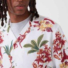 画像5: Carhartt WIP (カーハート ワークインプログレス) S/S Hawaiian Floral Shirt 半袖 ハワイアン 柄 シャツ (5)