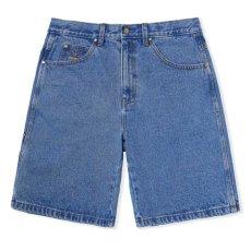 画像3: Royal Denim Shorts Loose Fit Black デニム ショーツ ルーズフィット  (3)