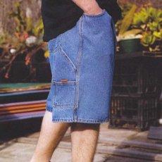 画像6: Royal Denim Shorts Loose Fit Black デニム ショーツ ルーズフィット  (6)