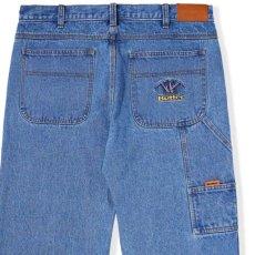 画像6: Royal Denim Pants Loose Fit Black Indigo Wash デニム パンツ ルーズフィット  (6)