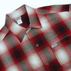 画像2: Ombre S/S Check Shirt 半袖 オンブレ チェック シャツ  (2)