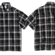 画像1: Plaid S/S Check Shirt 半袖 チェック シャツ  (1)
