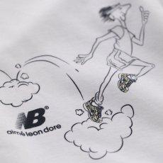画像5: × New Balance ALD Graphic Runners L/S Tee グラフィック ランナーズ ニューバランス 827 コラボ 長袖 Tシャツ (5)