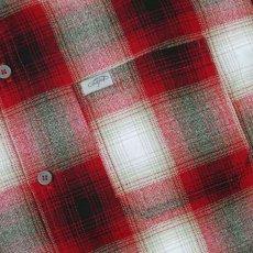 画像4: Ombre S/S Check Shirt 半袖 オンブレ チェック シャツ  (4)