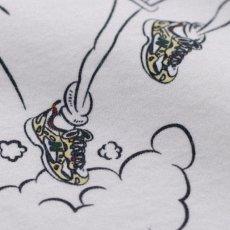 画像4: × New Balance ALD Graphic Runners L/S Tee グラフィック ランナーズ ニューバランス 827 コラボ 長袖 Tシャツ (4)