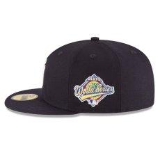 画像2: 59Fifty NewYork Yankees World Series 1996 ニューヨーク ヤンキース Authentic Collection ワールド シリーズ キャップ MLB 公式 Official (2)