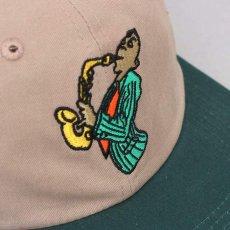 画像5: Sax 6 Panel Cap サックス パネル キャップ 帽子  (5)