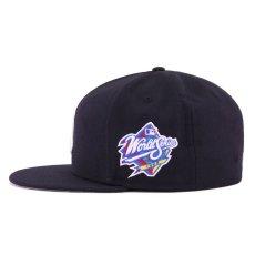 画像2: 59Fifty NewYork Yankees World Series 1998 ニューヨーク ヤンキース Authentic Collection ワールド シリーズ キャップ MLB 公式 Official (2)