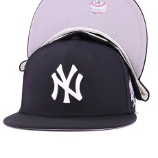画像7: 59Fifty NewYork Yankees World Series 1998 ニューヨーク ヤンキース Authentic Collection ワールド シリーズ キャップ MLB 公式 Official (7)