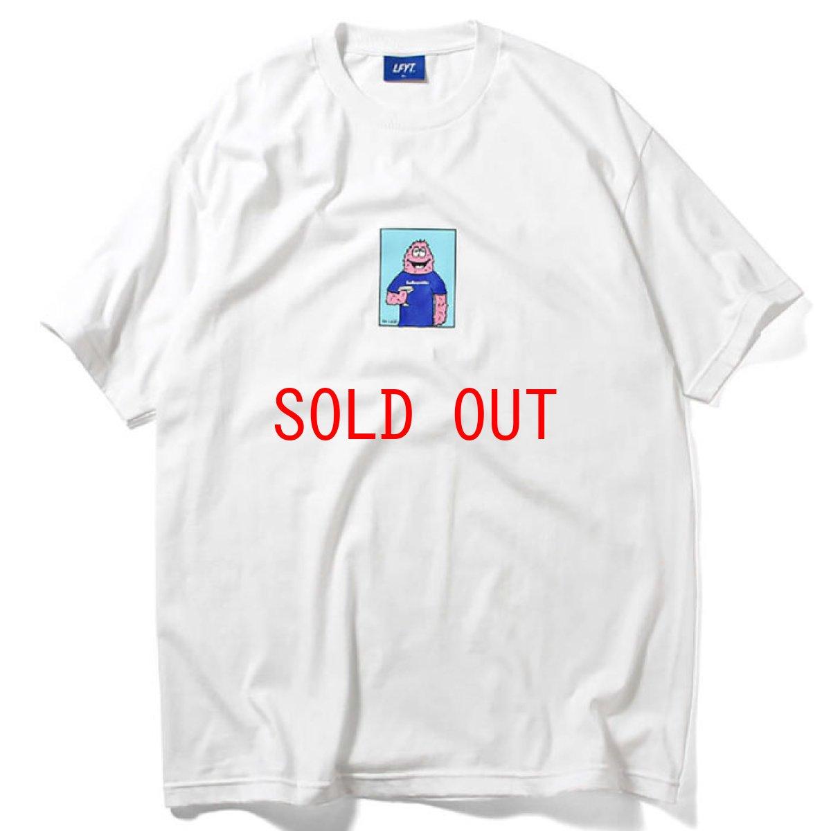 画像1: × Rabuns ラブン Cheers S/S Tee 半袖 Tシャツ  by Lafayette ラファイエット  (1)