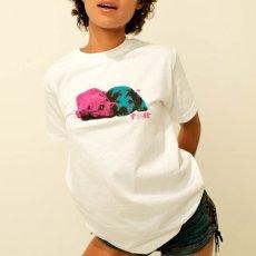 画像1: Good Boys S/S Tee White ホワイト 半袖 Tシャツ Dog Logo ロゴ (1)