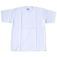 画像1: 2XL Solid Heavy Weight S/S Tee Black White 半袖 ソリッド ヘビー ウェイト 無地 Tシャツ (1)