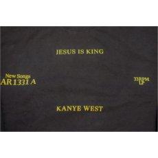 画像3: Official Mock L/S Tee by Kanye West カニエ・ウェスト Tシャツ モック 長袖 Tシャツ オフィシャル ライセンス Official Rap (3)
