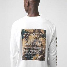 画像1: Camo Mil Tee L/S Tee カモ ミリタリー 迷彩  ロング スリーブ ルーズ フィット 長袖 Tシャツ  (1)