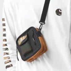 画像1: Essentials Bag Small Multicolor Black ブラック Treehouse Green グリーン Bag in Bag バッグ イン バッグ ミニ スモール ポーチ カバン 鞄 (1)