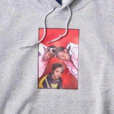 """画像4: """"The Fugees '93"""" Hoodie スウェット フーディー パーカー Lauryn Hill ローリン ヒル  (4)"""