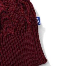 画像3: Cotton Cable Knit Sweater コットン ケーブル ニット セーター by Lafayette ラファイエット  (3)