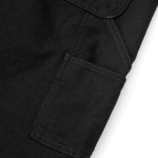 画像10: Bib Overall Black ビブ オーバーオール ブラック (10)